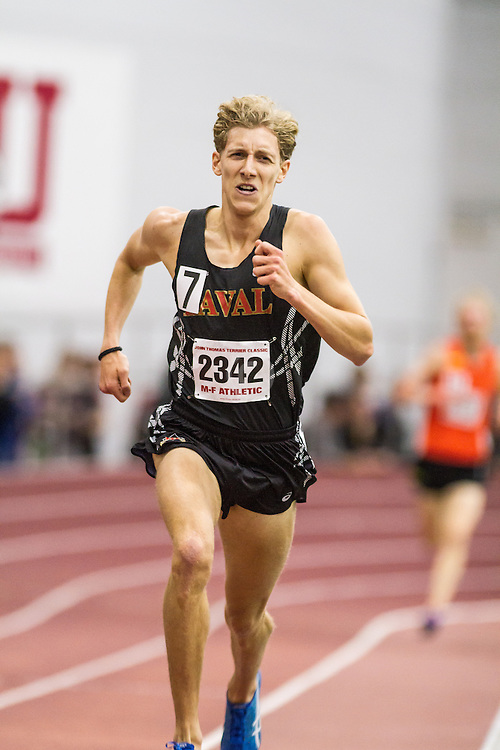 Boston University John Terrier Classic Indoor Track & Field: 3000 meters, Philibert-Thiboutot, Cha     Universite Laval