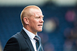 Falkirk's manager Gary Holt.<br /> Falkirk 3 v 1 Dundee, 21/9/2013.<br /> &copy;Michael Schofield.