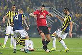 Fenerbahce v Manchester United 031116