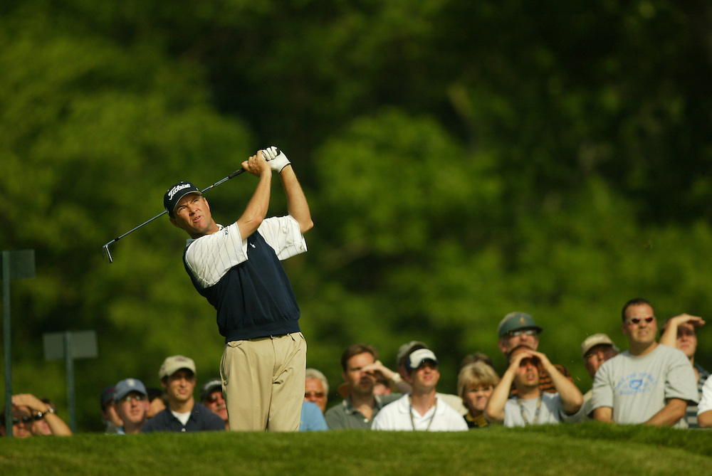 Davis Love III..2003 U.S. Open..First Round..Olympia Fields CC..Chicago, IL..Thursday June 12 2003..photograph by Darren Carroll