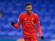 170122 Liverpool U23 v Ipswich Town U23
