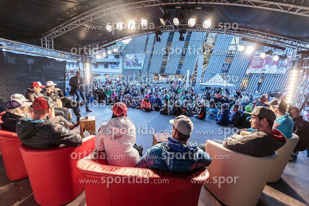 11.10.2015, Intersport Bruendl, Kaprun, AUT, ÖSV Startreff, Intersport Bründl, im Bild Übersicht. EXPA Pictures © 2015, PhotoCredit: EXPA/ JFK