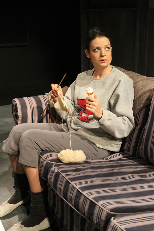 "Marxiano Productions: Tommy Smith's ""White Hot"" at West of Lenin, Feb. 2012."