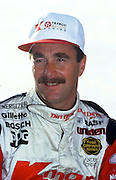 Portrait of Nigel Mansell (GBR) during the IndyCar series 1993. Photo: Jeff Crow/Photosport.co.nz