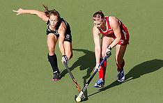 Auckland-Hockey, Four Nations, USA v New Zealand