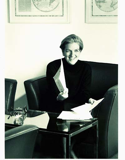 Marjorie Scardino, Chief Executive Pearson