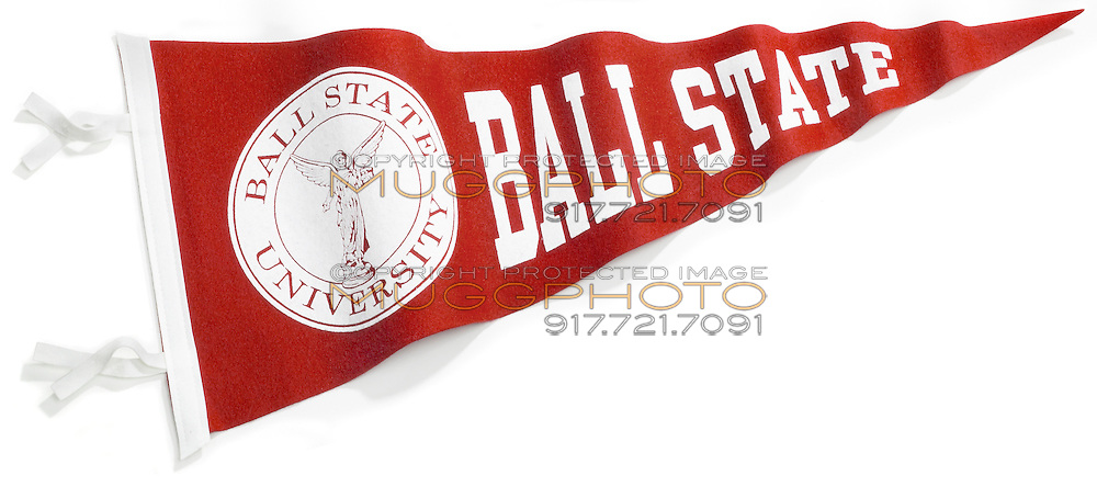 Ball State Pennant