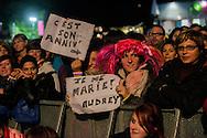 """Garou était sur la scène du """"Festival Scene sur Sambre"""" à Thuin, Belgique"""