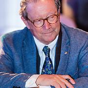 NLD/Rotterdam/20160113 - NL Groeit 2015, ronde tafel geprekken met ondernemers, Fons van Westerloo