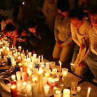 Toluca, Mex.- Unas cuatro mil personas particparon en la macha en contra de la seguridad donde demandaron a las autoridades federales, estatales y municipales den resultados para frenar la criminalidad en nuestra sociedad. Agencia MVT / Mario Vazquez de la Torre. (DIGITAL)<br /> <br /> NO ARCHIVAR - NO ARCHIVE