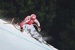 31.01.2020, Kandahar, Garmisch, GER, FIS Weltcup Ski Alpin, Abfahrt, Herren, 2. Training, im Bild Josef Ferstl (GER) // Josef Ferstl of Germany in action during his 2.nd trainings run of men's Downhill of FIS ski alpine world cup at the Kandahar in Garmisch, Germany on 2020/01/31. EXPA Pictures © 2020, PhotoCredit: EXPA/ Johann Groder