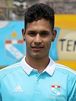 Football - Peruvian League Descentralizado - <br /> Movistar Trophy 2016 - Abertura Tournament / <br /> Club Sporting Cristal - <br /> Renzo Garces