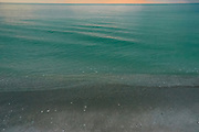 Seascape meditation from the shores of Lido Key Florida.