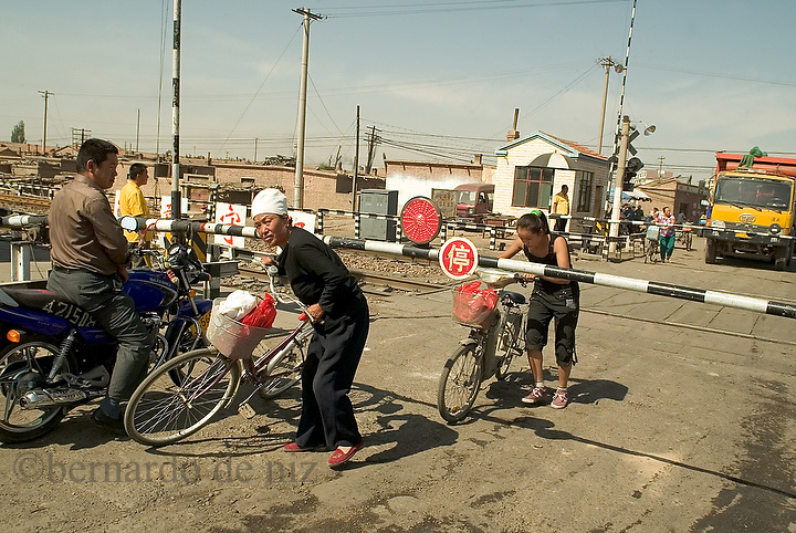 Images of around the city in the Inner Mongolia autonomous region. Photo: Bernardo De Niz