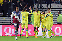 JOIE NANTES - 13.12.2014 - Nantes / Bordeaux - 18eme journee de Ligue1<br />