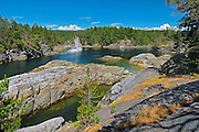 near Sechelt<br /> Smuggler Cove Marine Provincial Park<br /> British Columbia<br /> Canada