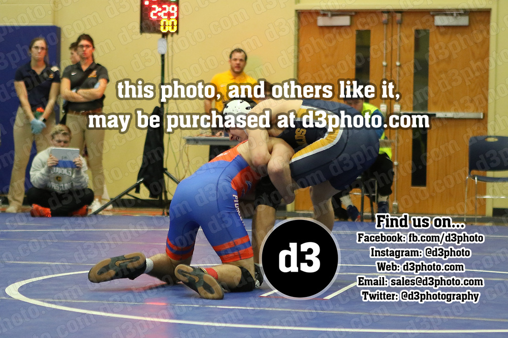 2019 WIAC Wrestling Tournament was held at the McPhee Center on the campus of the University of Wisconisn-Eau Claire on February 8, 2019, in Eau Claire, Wisconsin.