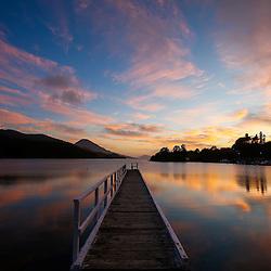 Elaine Bay, South Island of New Zealand