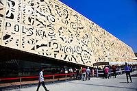 shanghai world expo 2010 - poland pavilion