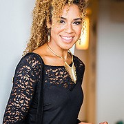 NLD/Amsterdam/20160829 - Seizoenspresentatie RTL 2016 / 2017, Amara Onwuka