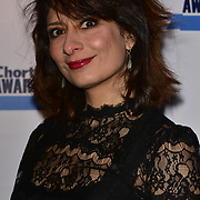 Shappi Khorsandi Attend the Annual awards celebrating the best of British comic talent on 19 March 2018 at Pizza Express Live, Holborn, london, UK.