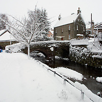 Perth Snow...4.2.2001.<br />