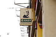 KASY Stefczyka signage Krakow, Poland