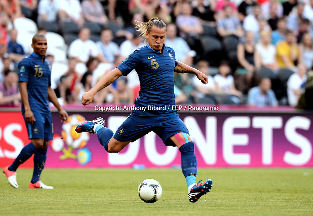 Philippe MEXES - DONBASS ARENA