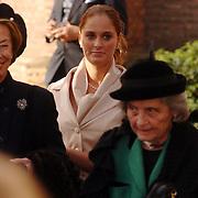 NLD/Wassenaar/20051119 - Doop van prinses Alexia, kindermeisje Willem Alexander en Maxima