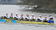 London. Great Britain, Belvoir RC. Zurich. Elite, Penant Winners - Overseas,  2010 Women's Head of the River Race, Raced over the reverse Championship Course, Chiswick to Putney, River Thames, England,  Saturday   13/03/2010 [Mandatory Credit. Peter Spurrier/Intersport Images]