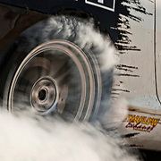 June 23, 2012:  Tyler McQuarrie (17) is in his Go Pro Chevy Camaro smokes the back wheels during  round four of the Formula Drift championship at Wall Speedway in Wall Township, New Jersey .   (Credit Image: © Kostas Lymperopoulos/Cal Sport Media)