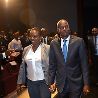 Haiti's President Moïse 2018