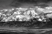 White Mountain and the Owens Valley, Bishop, California USA