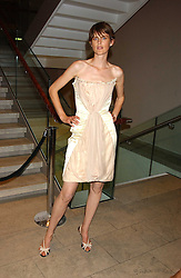 Model STELLA TENNANT at a cocktail party hosted by MAC cosmetics to kick off London Fashion Week at The Hospital, 22 Endell Street London on 18th September 2005.At the event, top model Linda Evangelista presented Ken Livingston the Lord Mayor of London with a cheque for £100,000 in aid of the Loomba Trust that aims to privide education to orphaned children through a natural disaster or through HIV/AIDS.<br /><br />NON EXCLUSIVE - WORLD RIGHTS