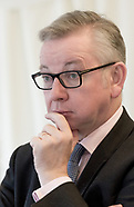 Wide edit Michael Gove WWF Parliamentary briefing