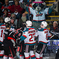 021415 Moose Jaw Warriors at Kelowna Rockets