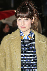 © Licensed to London News Pictures. 06/02/2014, UK. Lake Bell, Cuban Fury - World Film Premiere, VUE Leicester Square, London UK, 06 February 2014. Photo credit : Richard Goldschmidt/Piqtured/LNP