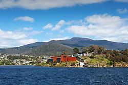 The MONA Museum at Berriedale, Hobart.