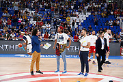 Marketing ,Panasonic, Zurich Connect, Turkish Airline<br /> Zurich Connect Supercoppa 2018-2019<br /> Lega Basket Serie A<br /> Brescia 29/09/2018<br /> Foto Ciamillo & Castoria
