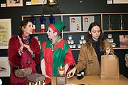 VALERIA NAPOLEONE, JULIE VERHOEVEN;ANASTASIA XIROVCHAKIS, Neo Naturist Christmas event , Studio Voltaire Gallery shop, Cork St.   20 November 2019