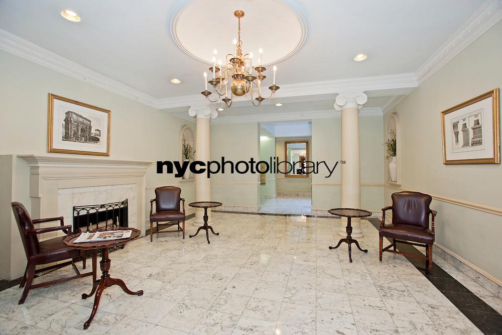 Lobby at 250 West 88th Street