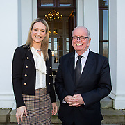 06.02.2018.         <br /> The Minister for European Affairs Helen McEntee TD will visit UL to outline the EU career opportunities open to UL graduates. <br /> <br /> Pictured during the visit were, The Minister for European Affairs Helen McEntee TD and Dr. Des Fitzgerald, President UL.<br /> <br /> The address is part of a special seminar arranged by EU Jobs Ireland, which will also include presentations by experts from the European Parliament and the Department of the Taoiseach. It&rsquo;s your chance to learn about the range of careers on offer in the EU, how the recruitment process works. The seminar is free and open to all UL students, graduates and staff. Picture: Alan Place