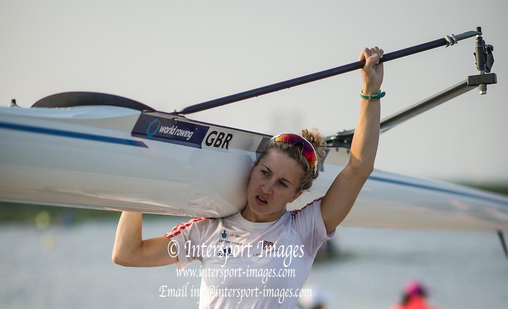Rotterdam. Netherlands.    GBR LW1X, Gemma HALL.{WRCH2016}  at the Willem-Alexander Baan.   Friday  26/08/2016 <br /> <br /> [Mandatory Credit; Peter SPURRIER/Intersport Images]