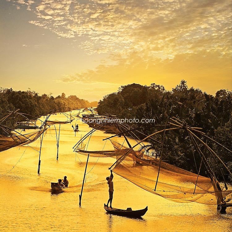 Vietnam Images-landscape-Cà Mau phong cảnh việt nam