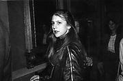 Princess Katya Galitzine 1985 ONE TIME USE ONLY - DO NOT ARCHIVE  © Copyright Photograph by Dafydd Jones 66 Stockwell Park Rd. London SW9 0DA Tel 020 7733 0108 www.dafjones.com