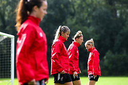 Gemma Evans of Bristol City Women during training at Failand - Mandatory by-line: Robbie Stephenson/JMP - 26/09/2019 - FOOTBALL - Failand Training Ground - Bristol, England - Bristol City Women Training