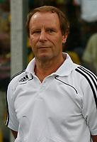 Photo: Steve Bond/Richard Lane Photography.<br />Ghana v Nigeria. Africa Cup of Nations. 03/02/2008. Bertie Vogts before kick off