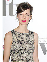 LONDON - DECEMBER 07: Jessica Raine attended the Women in Film and TV Awards at the London Hilton Hotel, Park Lane, London, UK. December 07, 2012. (Photo by Richard Goldschmidt)