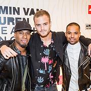 NLD/Amsterdam/20161021 - Armin van Buuren Live at the Van Gogh Museum, Jim Bakkum en ...............