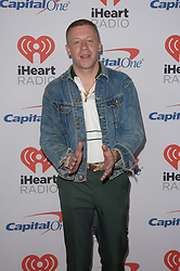 September 23, 2017 - Las Vegas, Nevada, United States of America - Rapper Macklemore attends the  2017 iHeart Radio Music Festival on  September 23, 2017  at the T-Mobile Arena in Las  Vegas , Nevada (Credit Image: © Marcel Thomas via ZUMA Wire)
